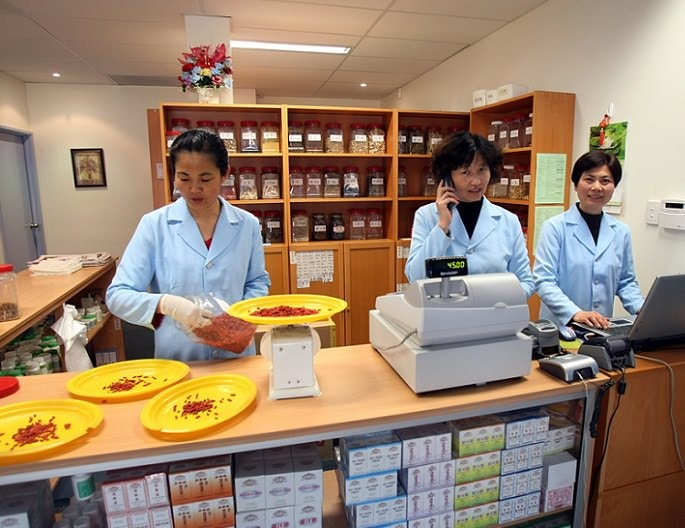 Baolin Acupuncture Perth Team