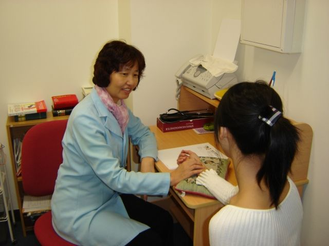 Our Clinic - Julia Fu