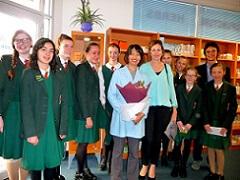 Mercedes Student Visit 2014